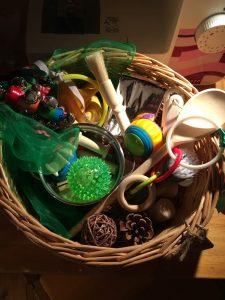 Heuristic Play - Treasure Basket