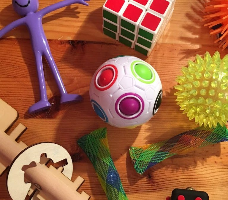 Autism Friendly Fidget Toys North East